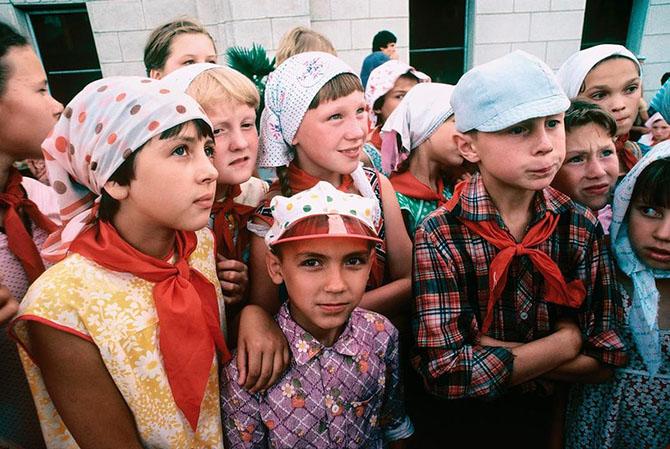 Такие вот советские деточки
