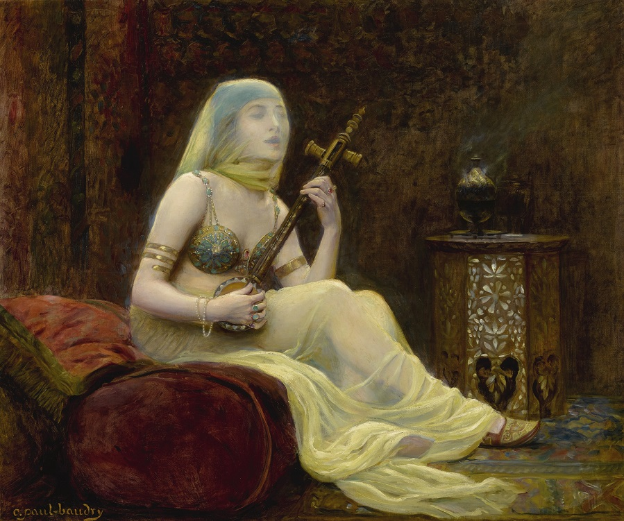 Поль Жак Эме Бодри французский живописец, один из наиболее известных представителей академического направления времён Второй империи