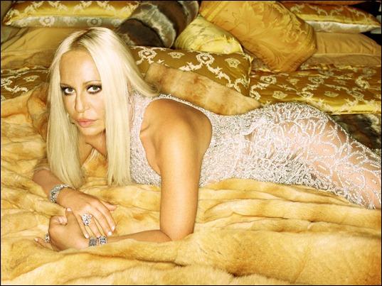 Donatella Versace: сестра великого брата