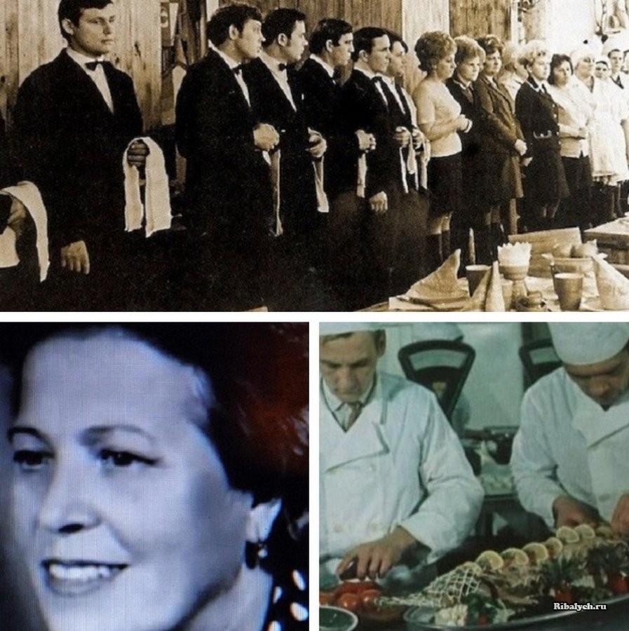 Общепит в СССР: Белла Бородкина – женщина, приговоренная в СССР к расстрелу
