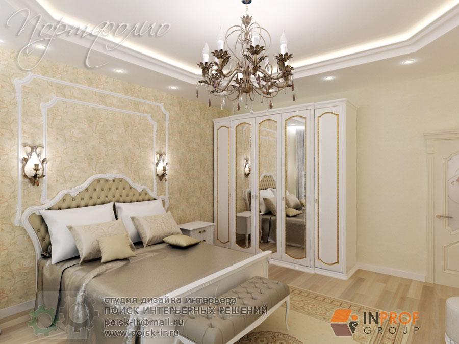 Дизайн комнат с молдингами на стенах