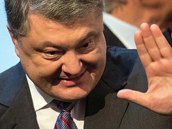 Порошенко покинул Киев перед…