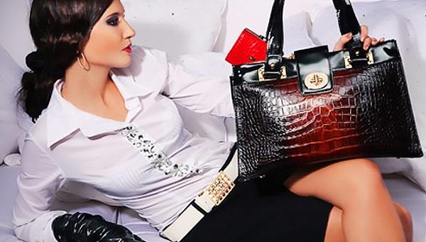Как очистить любимую сумочку…