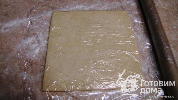 Самса с сыром для ленивых фото к рецепту 2
