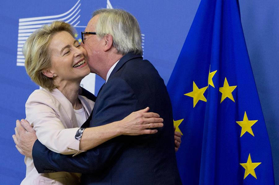 Фон дер Ляйен и Лагард могут стать для ЕС серьезной проблемой