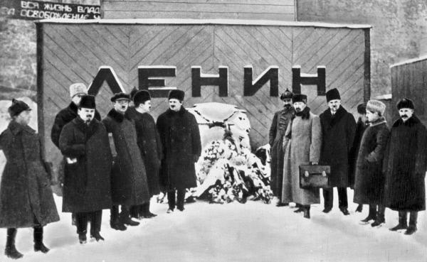 Тайны последних дней. Как и от чего умер Владимир Ленин