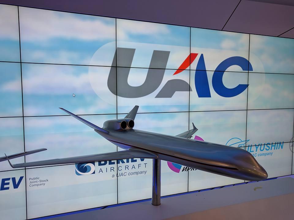 Детали проекта самолета М-60