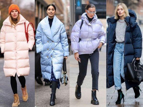 Что приобрести на ближайшие холода? Как выглядеть стильно, и при этом не замерзнуть