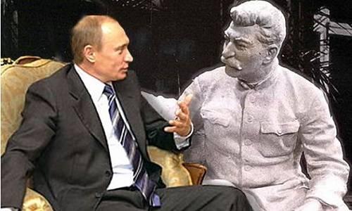 Политический анекдот: почему про Сталина их сотни, а про Путина ни одного?