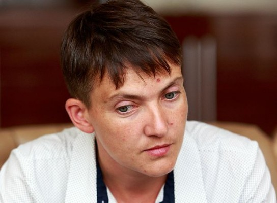 Савченко: Запад приступает к…