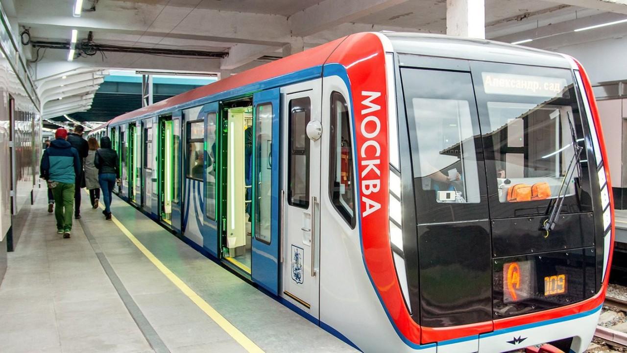 МТС обеспечила все станции московского метрополитена сетью 4G