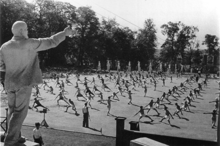 Особенности культуры советского периода