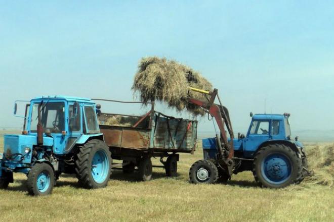 Советские тракторы, которые без труда перевыполняли любые планы