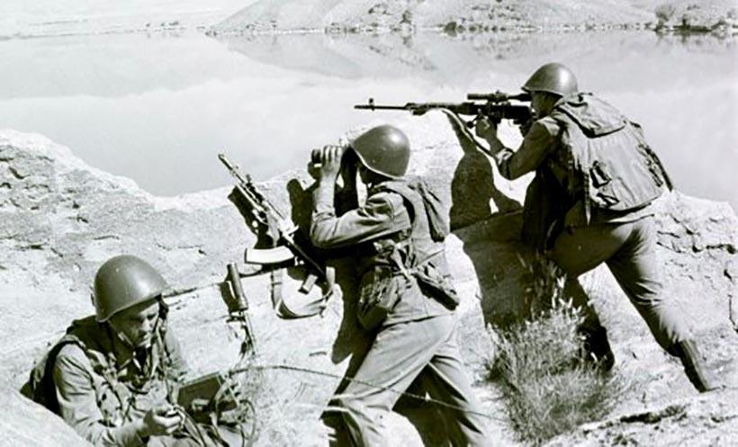 «Афганец», отказавшийся вернуться вСоветский Союз