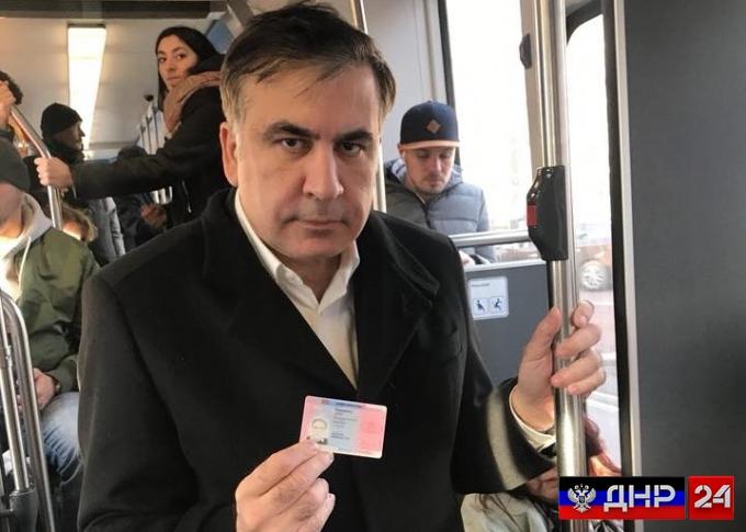 Саакашвили получил право жить и работать в ЕС