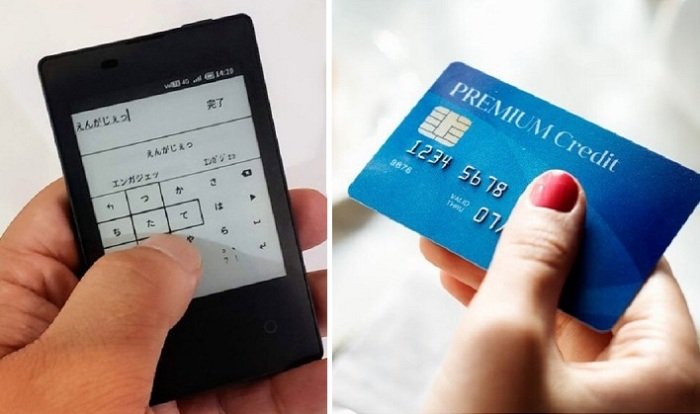 В мире появился новый «самый тонкий» смартфон