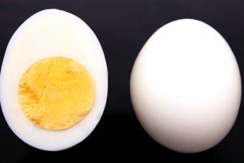 Диета «Вареные яйца». Можно сбросить 11 кг за 2 недели