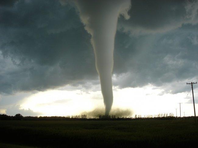 Торнадо наука, пророда, сверхъестественные явления