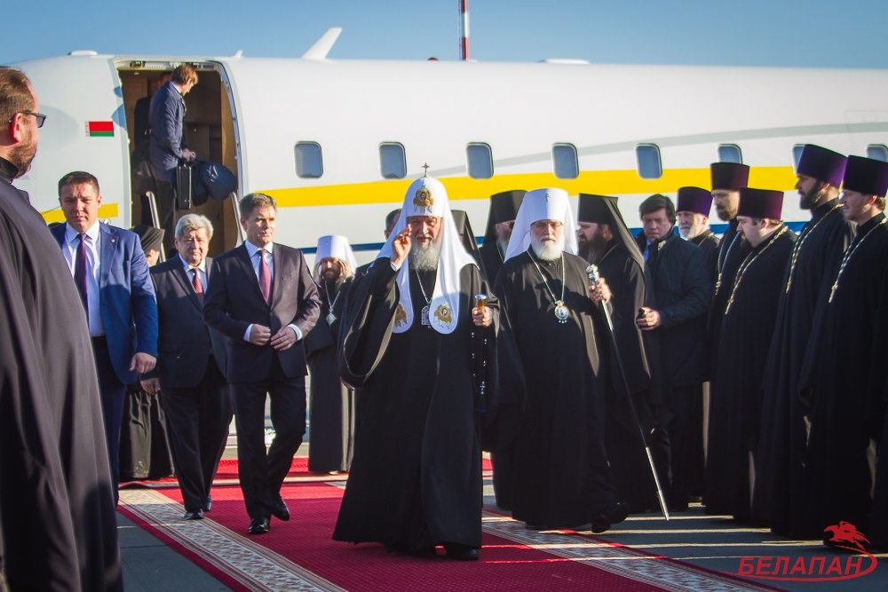 Глава РПЦ Кирилл: мы видим, как успешно развивается Белоруссия