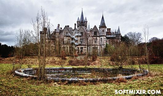 Неизвестная Европа: заброшенные замки и города