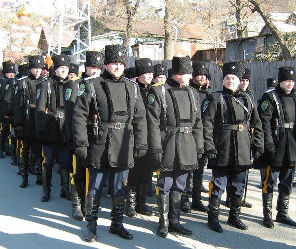 Скоро террористы отведают казачьей шашки
