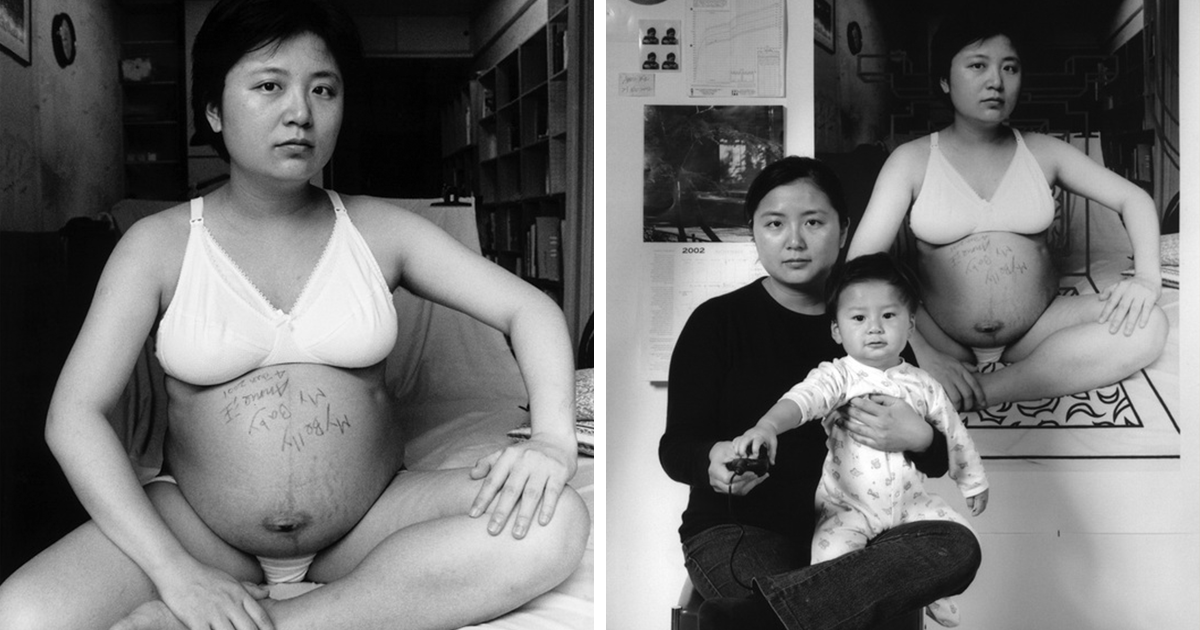 Mom Captures Her Son Growing Up In 10 Powerful Portraits