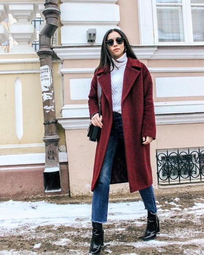 Не унылая осень: модные сочетания одежды