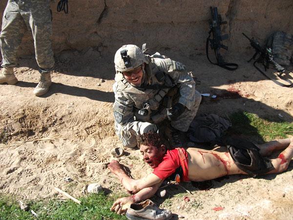 Американский взгляд на войны