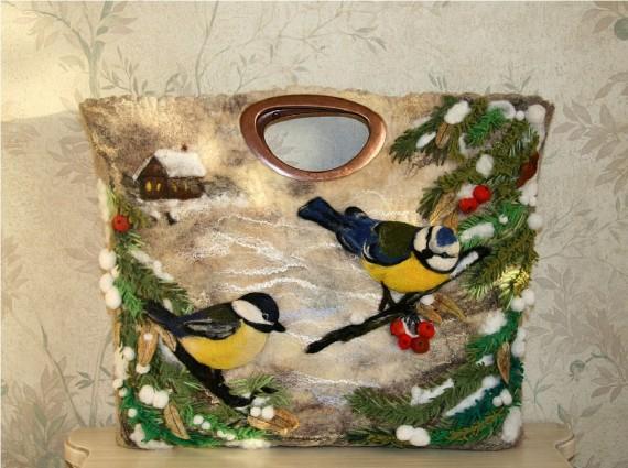 Необычные сумки Екатерины Тасминской