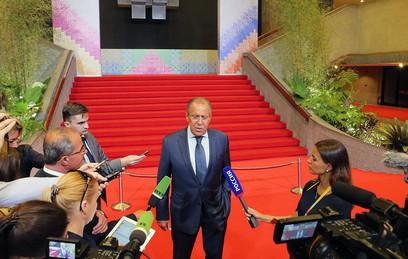 Лавров: Россия готова продолжать диалог с КНДР