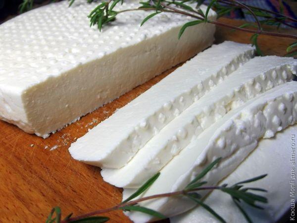 Как приготовить сыр из простокваши в домашних условиях