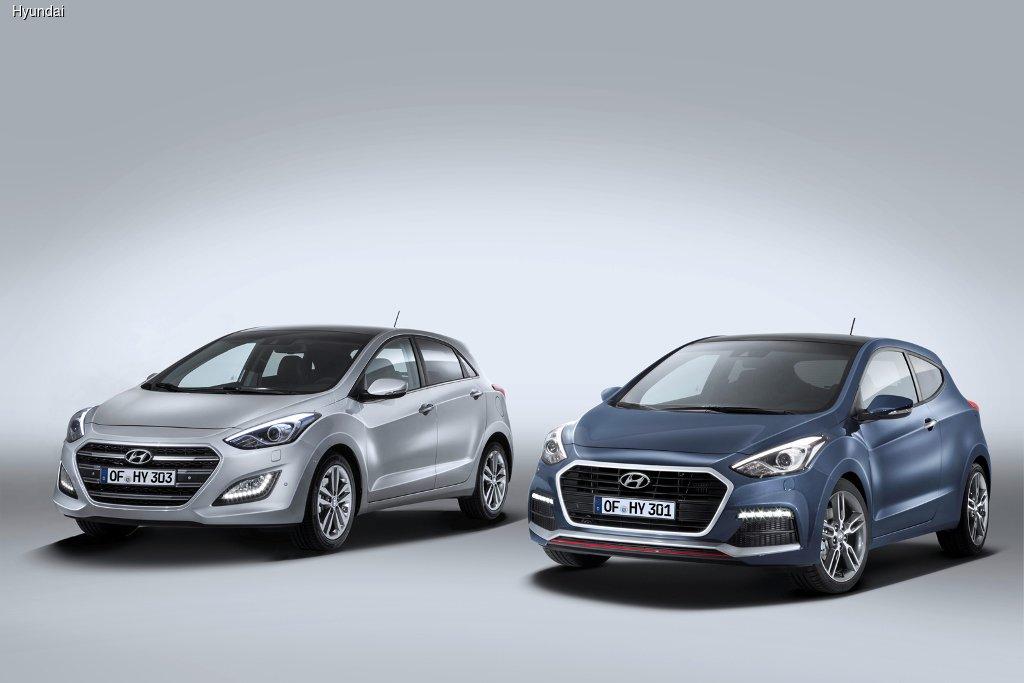 В Чехии началось производство обновленного Hyundai i30