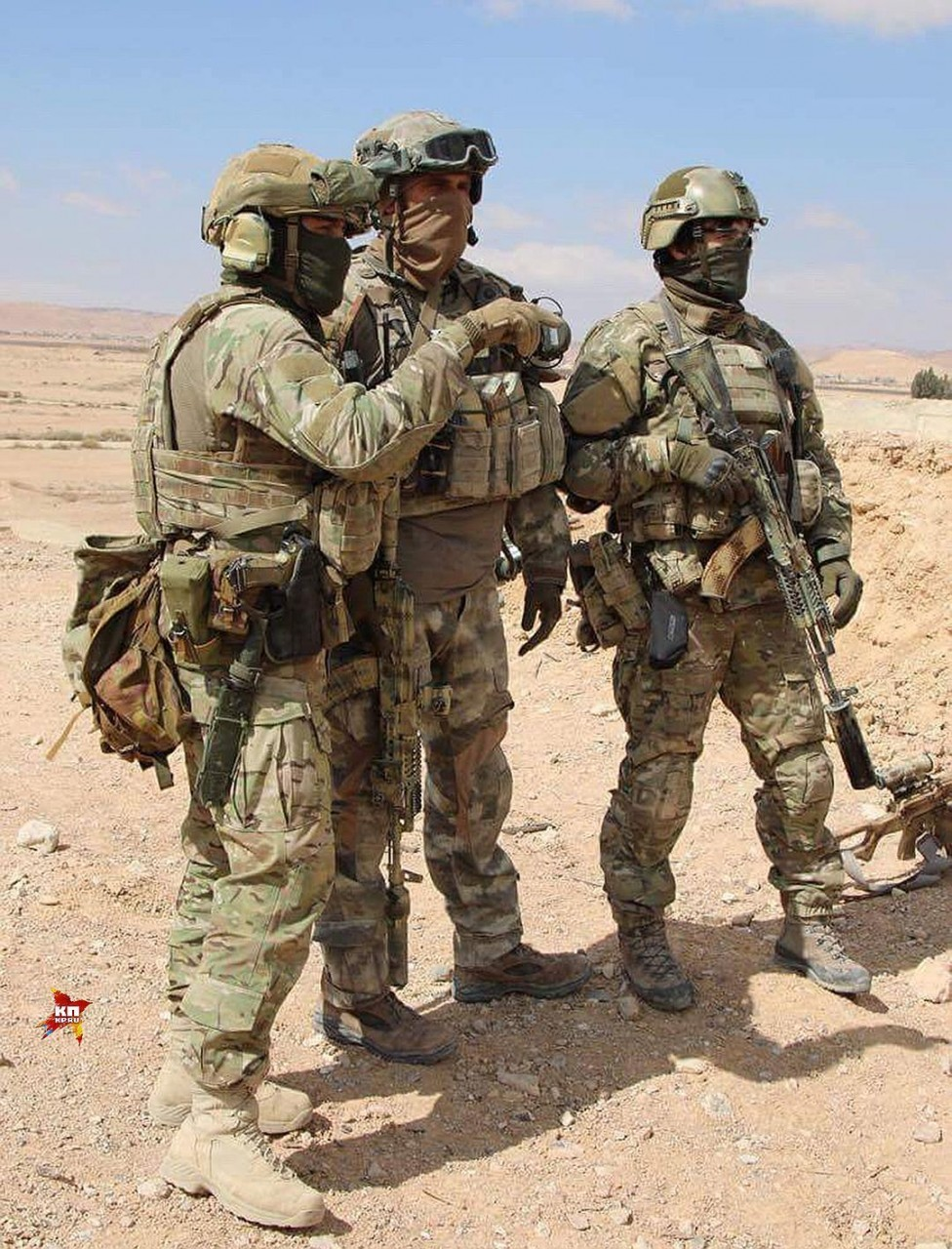 Убегали все, кроме одного русского солдата - американцы о подвиге спецназа РФ в Сирии