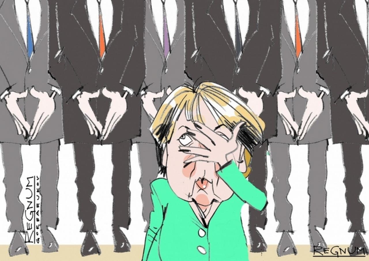 Германия чихнула – Польшу начало лихорадить