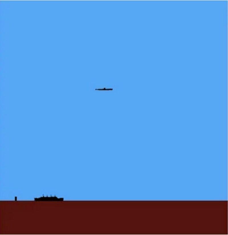"""А теперь добавим """"жизни"""". Например, современная подводная лодка смогла бы погрузиться только на такую глубину  байкал, в мире, дно, интересно, озеро, озеро байкал, познавательно"""