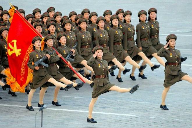 Армия в Северной Корее