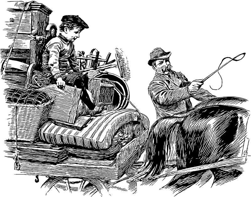Легенды Одессы: водители кобылы.