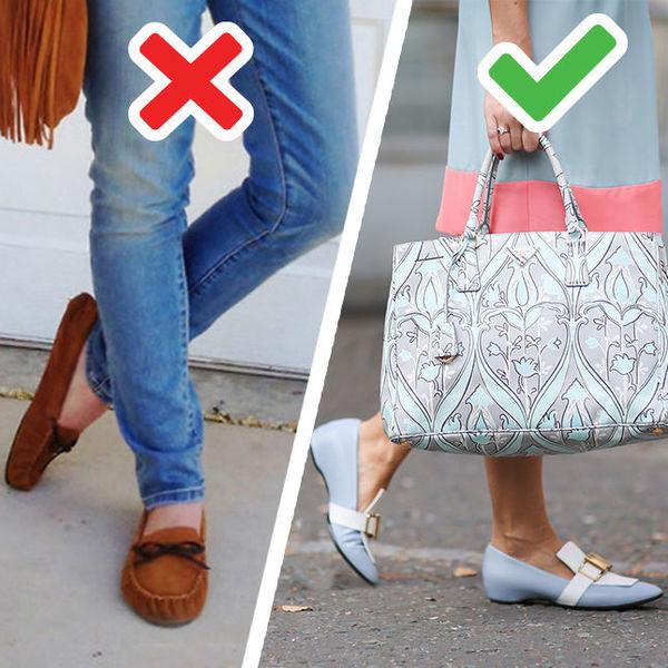 Как выбрать обувь на проблем…
