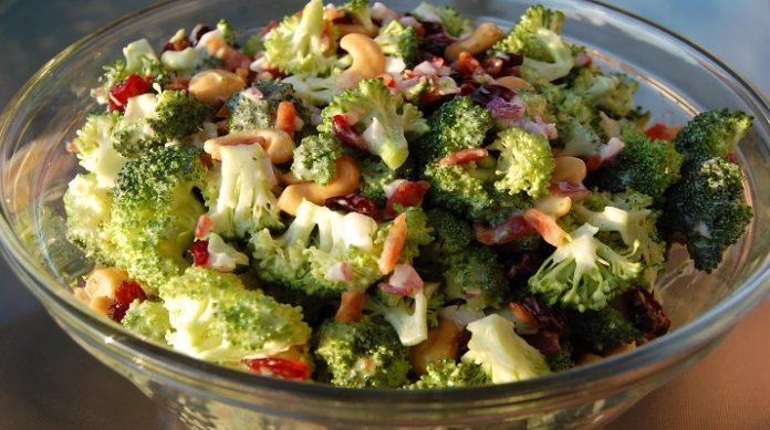 Очень вкусный салат «Вечерняя варна»