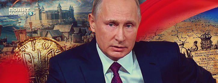 А Путин не шутит.