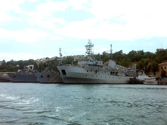 В ВМС Украины объяснили ситуацию с некачественным ремонтом фрегата «Гетман Сагайдачный»