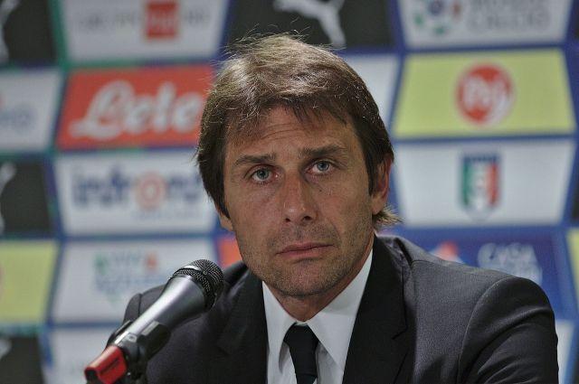 ФК «Челси» сообщил об отставке главного тренера Антонио Конте