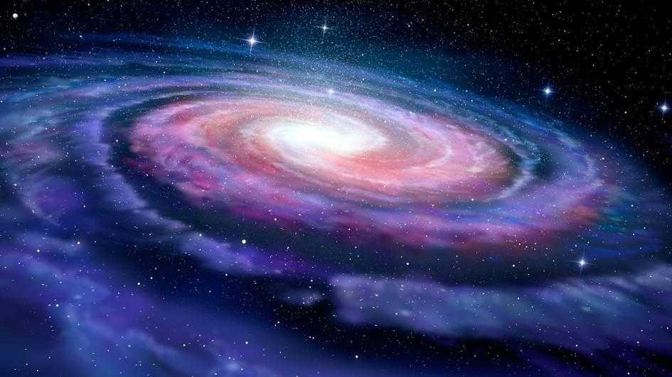 Млечный Путь оказался необычной галактикой