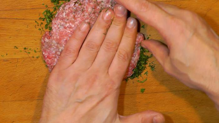 Крокеты из фарша в кляре Еда, Мясо, Рецепт, Кулинария, Вкусно, Вкусняшки, Котлеты, Готовим дома, Длиннопост