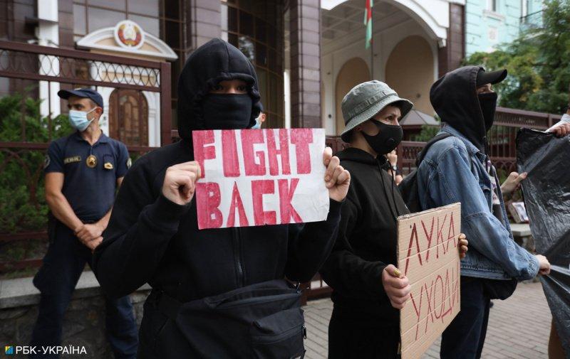 Украинское «невмешательство» в белорусские протесты