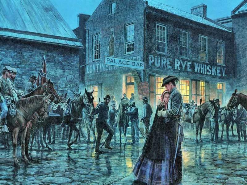 Мифы о Гражданской войне в США