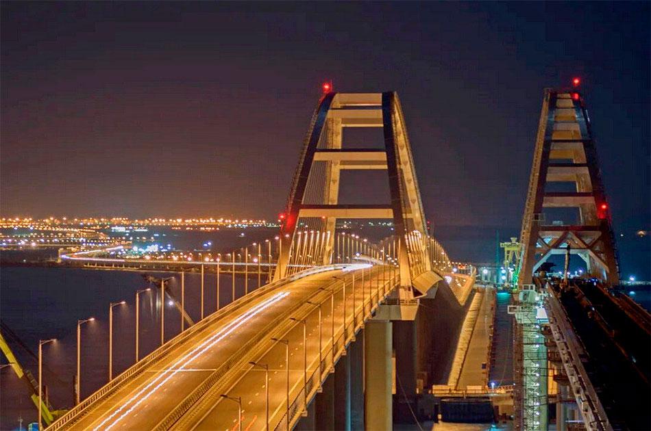 Крымский мост победил