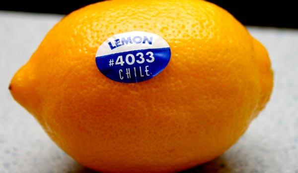 Что означают наклейки на фруктах и цифры на них