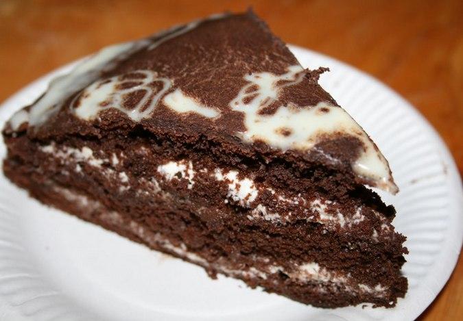 Сметанник шоколадный. Как приготовить торт сметанник с шоколадом