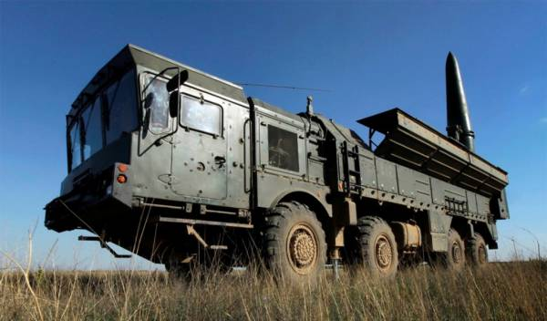 «Искандеры-М» будут бомбить террористов на учениях в Киргизии